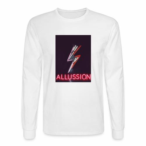 Vintage Allussion Merch - Men's Long Sleeve T-Shirt
