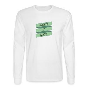 Feminism.jpg - Men's Long Sleeve T-Shirt