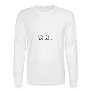 YXIX logo - Men's Long Sleeve T-Shirt