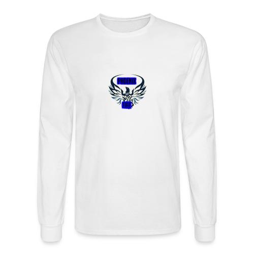 phoenix fire - Men's Long Sleeve T-Shirt