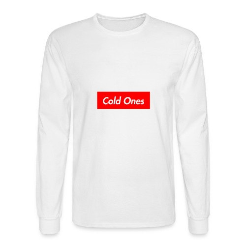 Cold Ones - Men's Long Sleeve T-Shirt