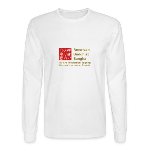 American Buddhist Sangha / Zen Do USA - Men's Long Sleeve T-Shirt