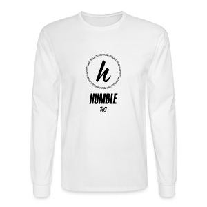 Humble - Men's Long Sleeve T-Shirt