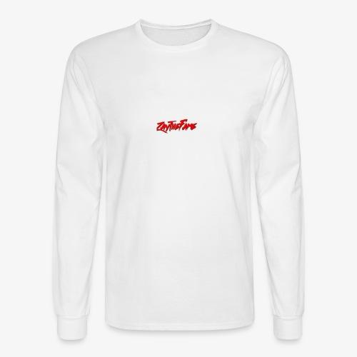 ZayTheFaME March - Men's Long Sleeve T-Shirt