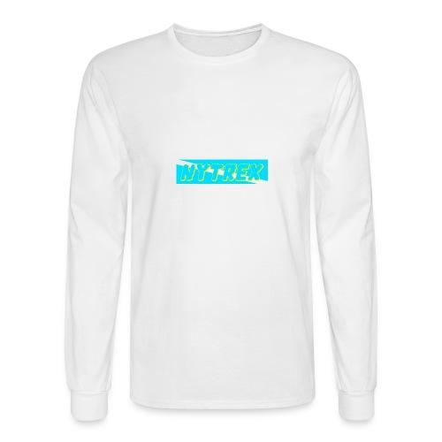 Nytrex Box V1 - Men's Long Sleeve T-Shirt