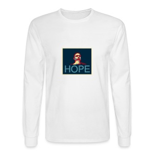 hope - Men's Long Sleeve T-Shirt