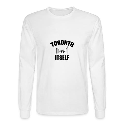 6 Versus 6 - Men's Long Sleeve T-Shirt