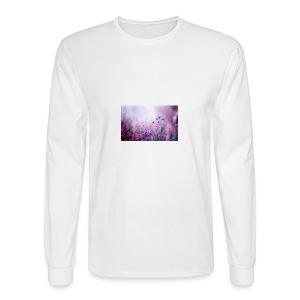 Life's field of flowers - Men's Long Sleeve T-Shirt