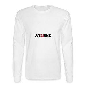 ATLIENS - Men's Long Sleeve T-Shirt