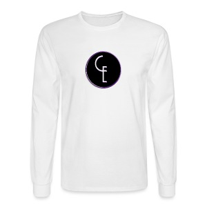 CE Logo - Men's Long Sleeve T-Shirt