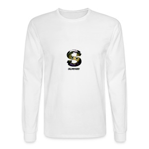 CallMeStabbzHD Logo - Men's Long Sleeve T-Shirt