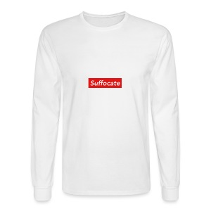 Suffocate - Men's Long Sleeve T-Shirt