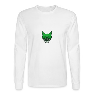 Zarah Mascot - Men's Long Sleeve T-Shirt