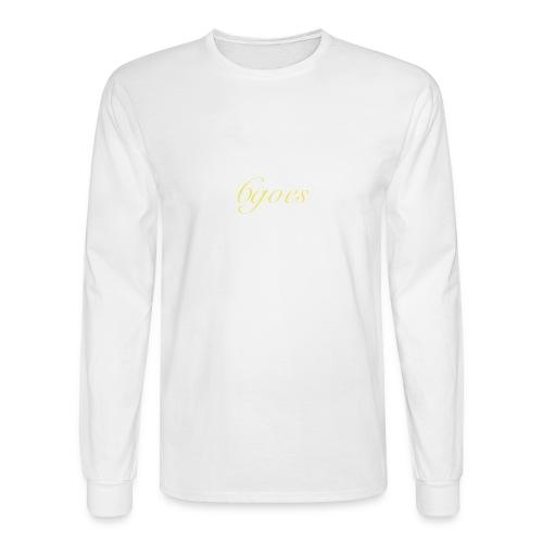 6goes - Men's Long Sleeve T-Shirt