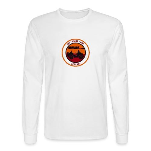 Nomads Logo - Men's Long Sleeve T-Shirt