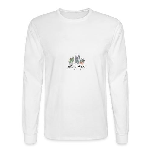succulent - Men's Long Sleeve T-Shirt
