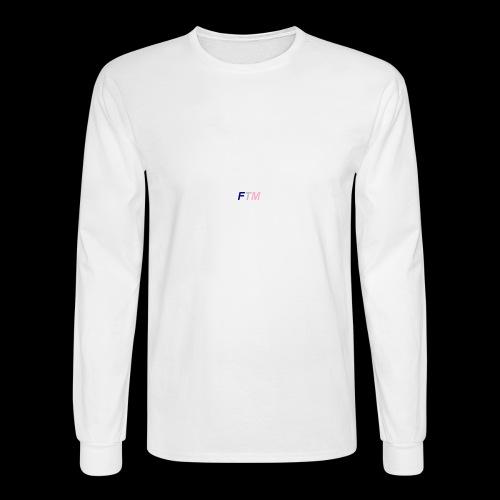 FTM Label Shirt - Men's Long Sleeve T-Shirt