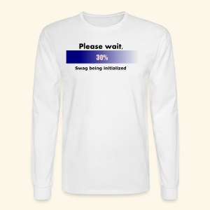 Swag T-Shirts for Young People - Men's Long Sleeve T-Shirt