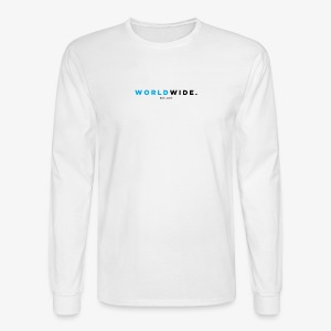 WEARWORLDWIDE - Men's Long Sleeve T-Shirt