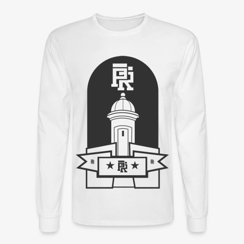 MRR PR - Men's Long Sleeve T-Shirt