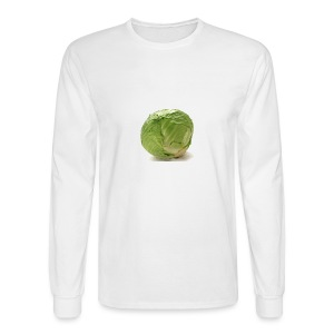 CabbageTexts Streetwear - Men's Long Sleeve T-Shirt