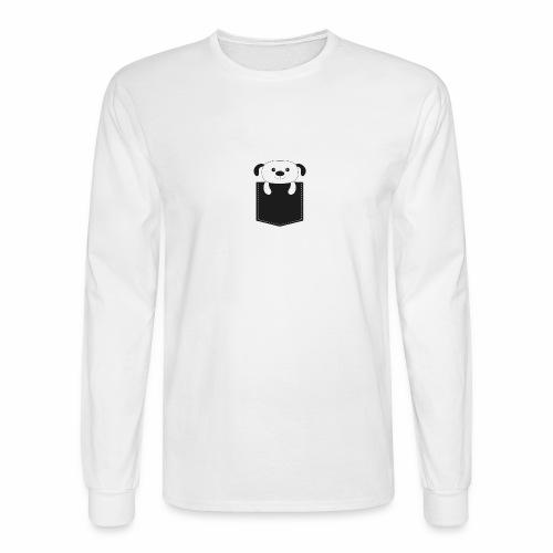 DOG - Men's Long Sleeve T-Shirt