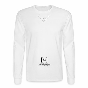 I'm always right! [fbt] - Men's Long Sleeve T-Shirt