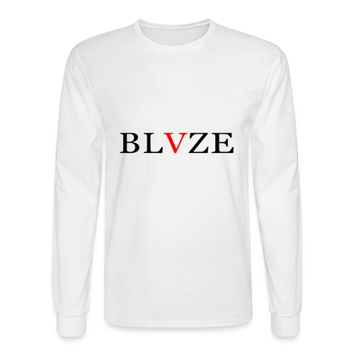 BLVZE - Men's Long Sleeve T-Shirt