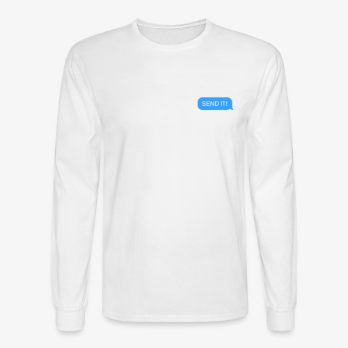 SEND IT! - Men's Long Sleeve T-Shirt
