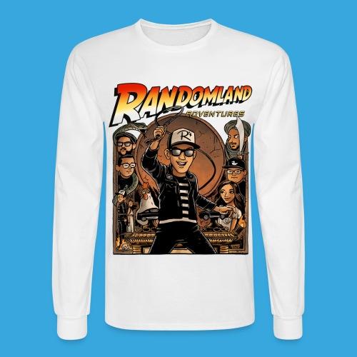 RANDOMLAND ADVENTURER - Men's Long Sleeve T-Shirt