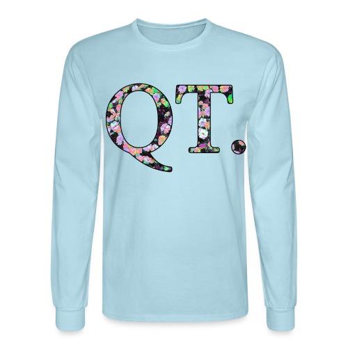 QT AND CUTE - Men's Long Sleeve T-Shirt