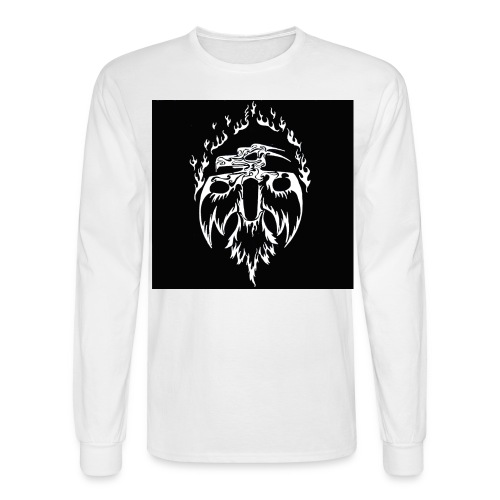 phoenix negative - Men's Long Sleeve T-Shirt