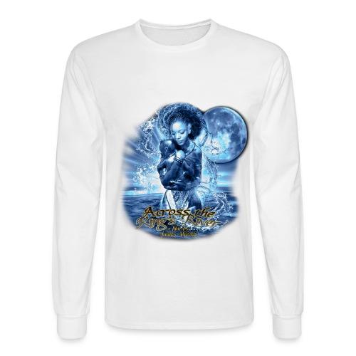 Daughter of the Moon - Men's Long Sleeve T-Shirt
