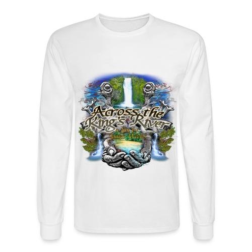 Sacred Garden Full Color - Men's Long Sleeve T-Shirt