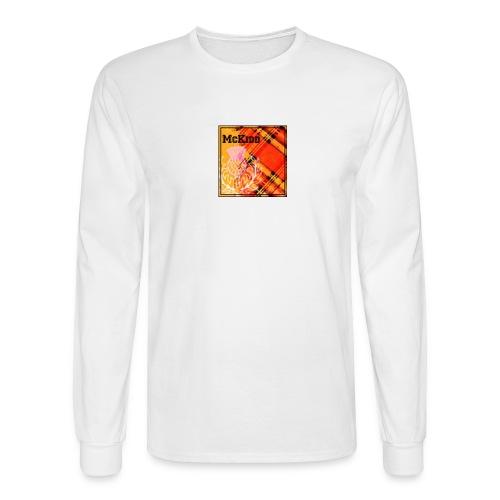 mckidd name - Men's Long Sleeve T-Shirt