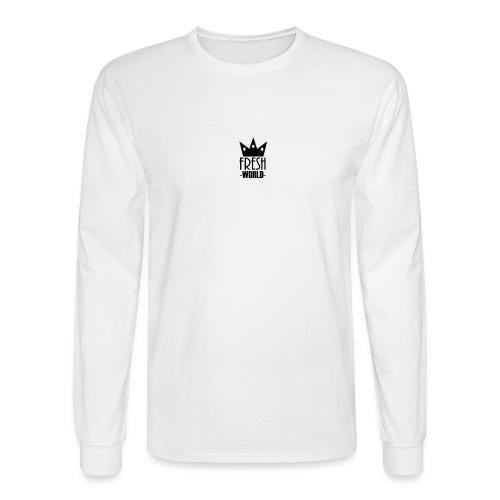 Fresh World - Men's Long Sleeve T-Shirt