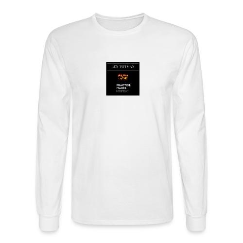 Ben Totman - Men's Long Sleeve T-Shirt