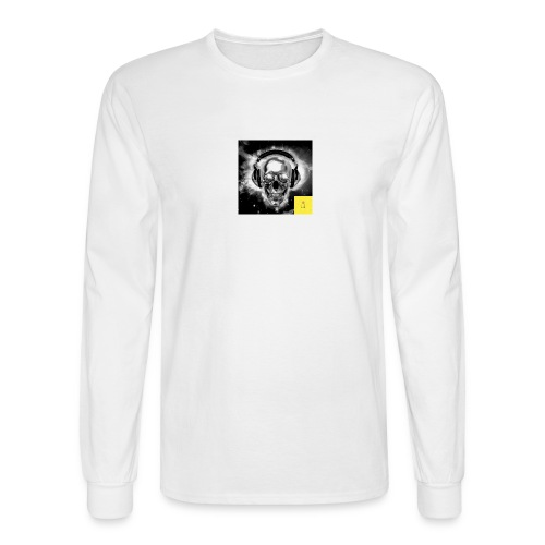 skull - Men's Long Sleeve T-Shirt
