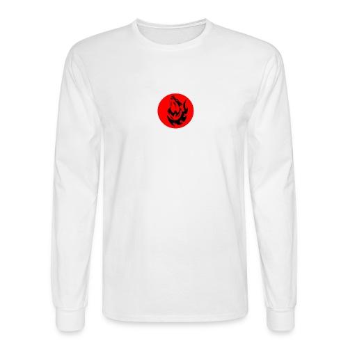 Wolf Logo - Men's Long Sleeve T-Shirt