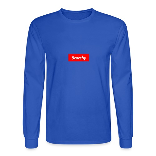 Scorchy HypeBeast - Men's Long Sleeve T-Shirt