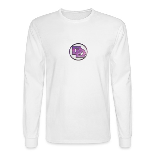 DerpDagg Logo - Men's Long Sleeve T-Shirt