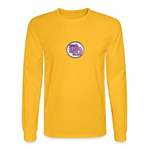 DerpDagg Logo - Men's Long Sleeve T-Shirt