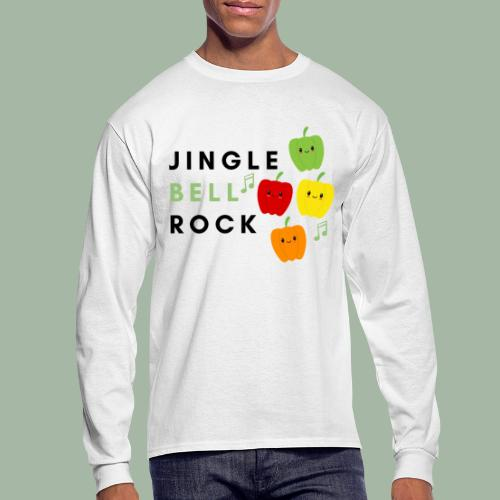 Jingle Bell Rock - Men's Long Sleeve T-Shirt