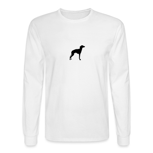 Italian Greyhound - Men's Long Sleeve T-Shirt