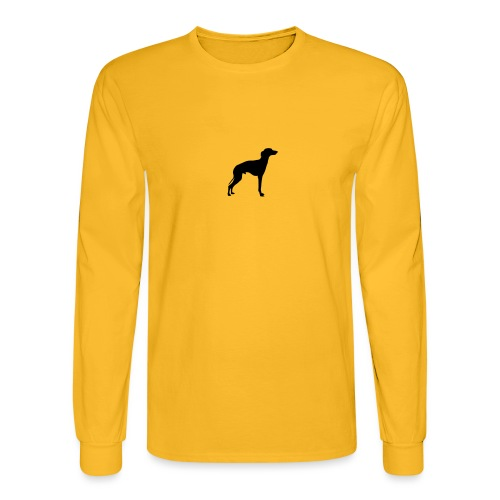 Italian Greyhound - Men's Long Sleeve T-Shirt