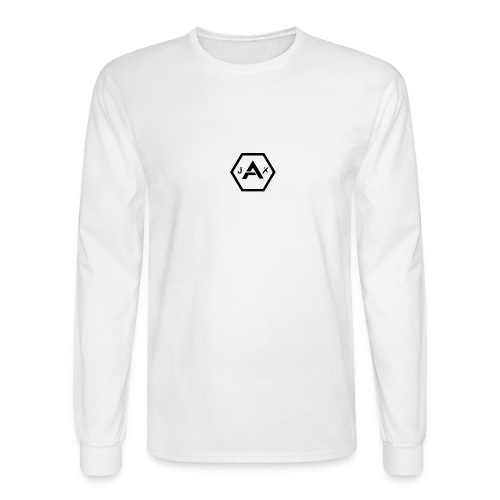 TSG JaX logo - Men's Long Sleeve T-Shirt