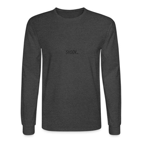 Shook. #1 - Men's Long Sleeve T-Shirt