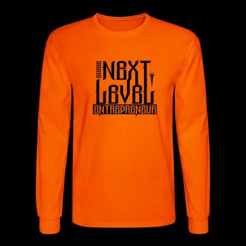 NEXT LEVEL ENTREPRENEUR - Men's Long Sleeve T-Shirt
