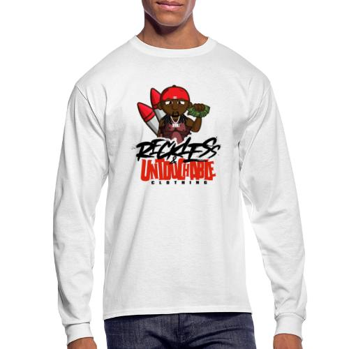 Reckless and Untouchable_1 - Men's Long Sleeve T-Shirt