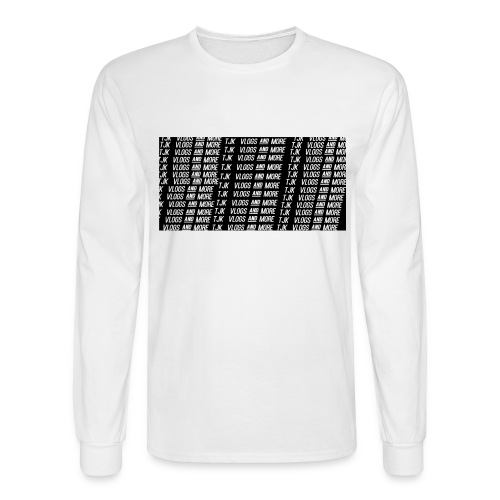 TJK First Apparel Design - Men's Long Sleeve T-Shirt